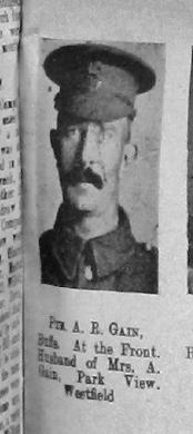 Arthur Robert Gain