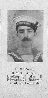 J McPhail