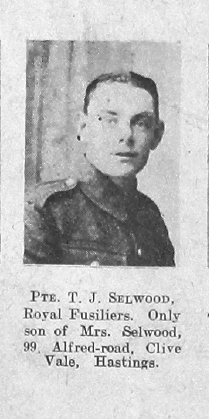 Selwood, Thomas John