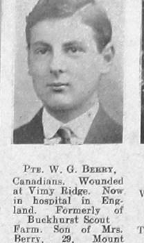 William George Berry