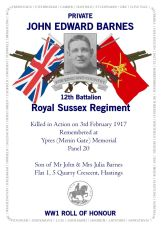 British Soldier Example 1