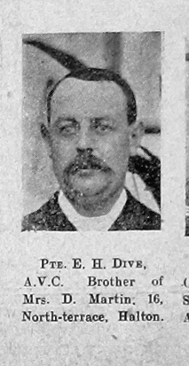 Edward H Dive
