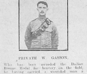 William Gasson