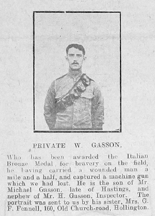 William Gasson