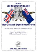NZ Soldier Example 1