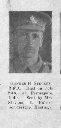 Herbert Stevens