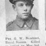 George William Balcombe