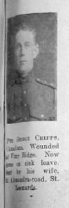 Cripps, George Ewart