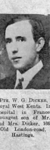 Dicker, William G