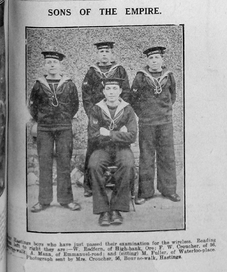 Redfern, Croucher, Mann & Fuller