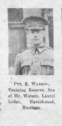 Watson, R