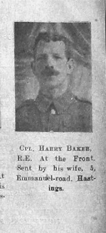 Harry Baker