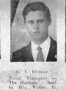 G A Burson