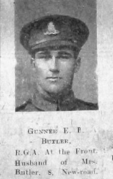 E P Butler