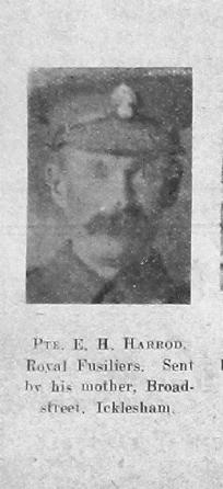 Harrod, Ernest H