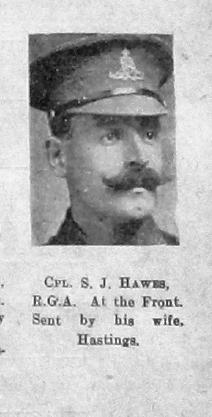 Sidney J Hawes