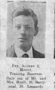 Alfred Robert Hoult