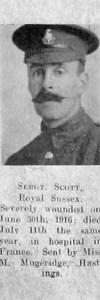 Scott, Ernest J