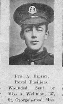 Albert Ernest Bilsby