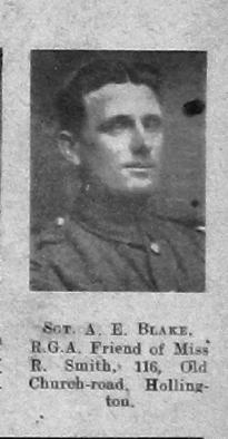 Albert Edward Blake