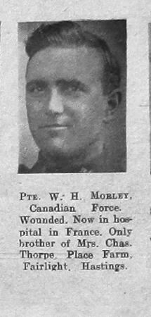 William Henry Morley