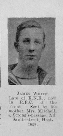 White, James