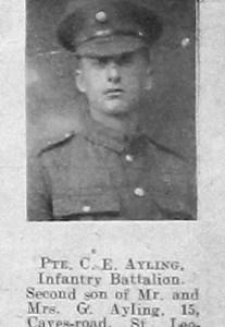 Charles E Ayling