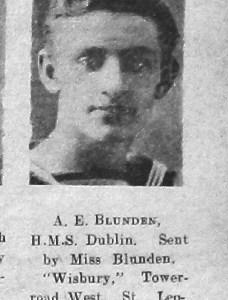 Alfred Edwin Blunden