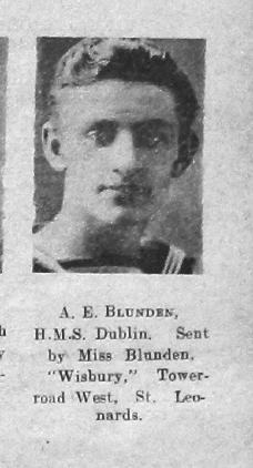 Arthur Edwin Blunden