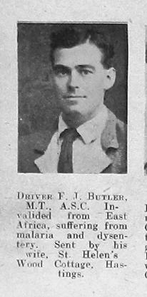 Butler, F J