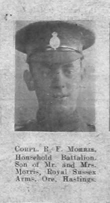 Morris, Reginald F