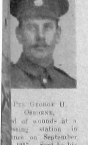 George Henry Osborne