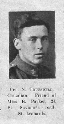 Truesdell, Norman Arthur
