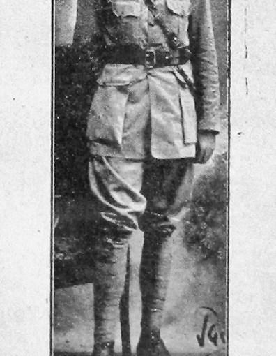 Aylward, John Augustus Samuel