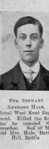 Hale, Stewart Anthony