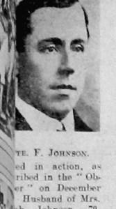 F Johnson