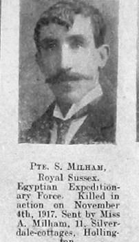 Sidney Milham