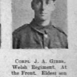 James A Gibbs