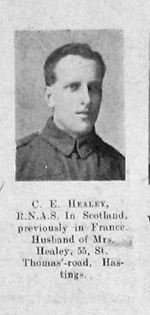 Charles Edward Healey