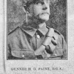 H G Paine
