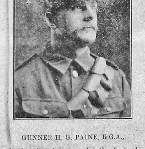 Paine, H G