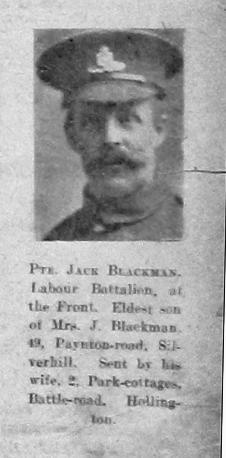 Jack Blackman