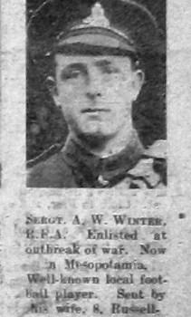 Arthur W Winter