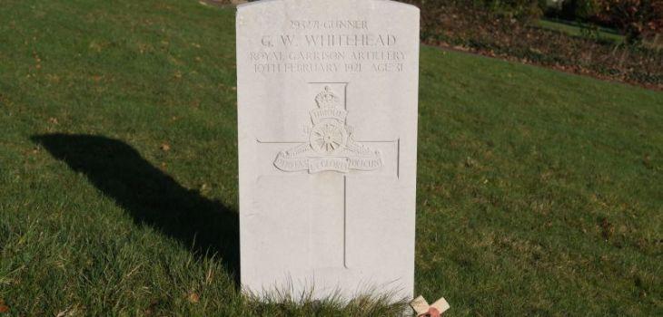 George William Whitehead