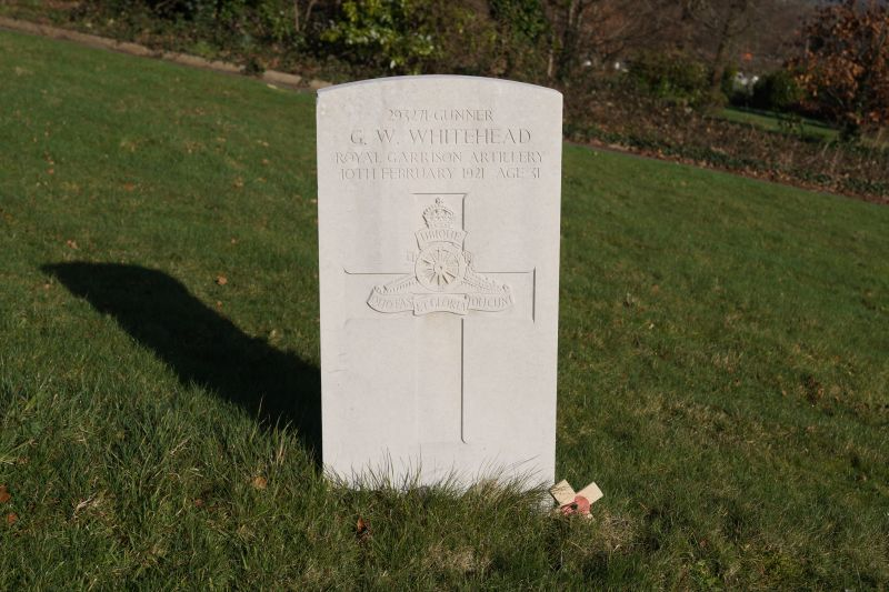George William Whitehead