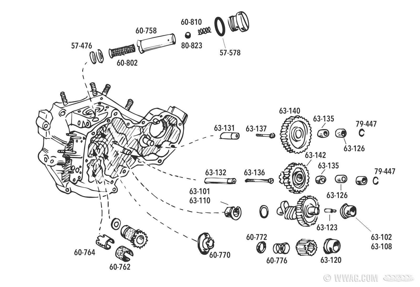 Harley Davidson Engine Schematics