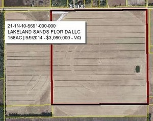300x237 267 acres on FL 6, in Lakeland Sands in Hamilton County, FL, by John S. Quarterman, for WWALS.net, 4 January 2015