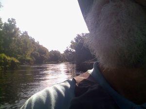 Looking upstream to Alapaha Confluence 30.4363899, -83.0971374