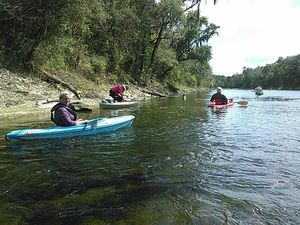 Withlacoochee River, Sullivan Launch to Madison Blue Spring