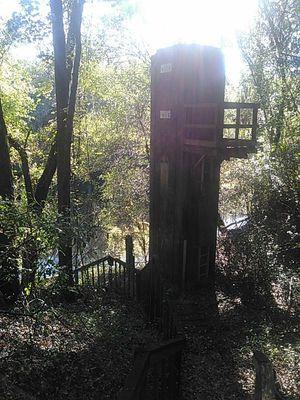 Pinetta Gage Tower 30.5957374, -83.2598038